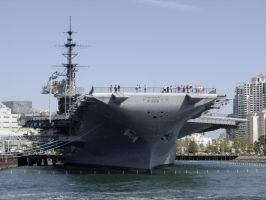 USS Midway by trythatonforsize