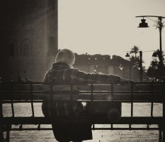 Alone I wait in the shadows... by LoveSexAndDrugs