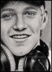 Sketch Card : NIALL HORAN by ShErLoCkAh0LIQuE