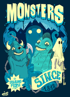 Monsters 1818 by M1as