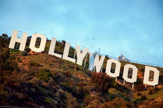 In Hollywood by pintor-verde