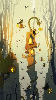 It's going to be a Monster par by PascalCampion