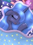 MLP FIM - Princess Luna Beauty Sleep by Joakaha