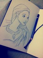 pocahontas. by SerenaAmabile