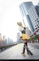 Mami Tomoe by WinryDeeDee