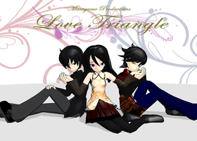 MMD - Love Triangle by Smartanimegirl