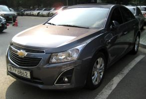 Reveal The New 2014 Chevrolet Cruze by toyonda