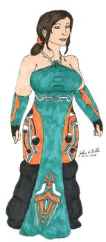 Dress Design 453 by Tribble-Industries
