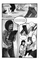 Welcome to the British Museum pg2 by Vez