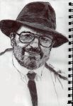 Umberto Eco by V-Redmond