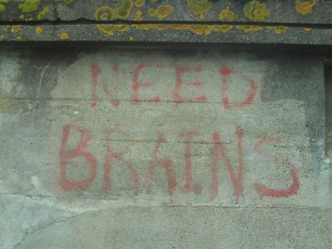 Need Brains by DocG