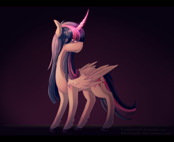 .: Collab: Twilight Sparkle :. by MissFemke