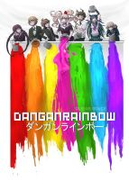 Danganrainbow Artbook Cover by AlexisRoyce