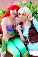 Princesses of Heart 5 by EvieE-Cosplay