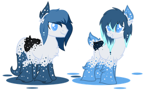 Halloween Adopt - SPECIAL WEREPONY AUCTION- CLOSED by SweetKorruption