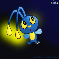 Chinchou as a HTF by SomeDumbDeviant