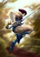 thundercats by spadjm