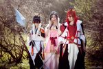 Magi: the kingdom of the magic by Grimmjou