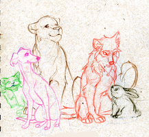 the animation gang by shelzie