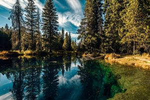 Little Crater Lake by 5isalive
