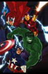 Earth's Mightiest by studiomia