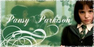 Pansy - Banner by LadyArweni
