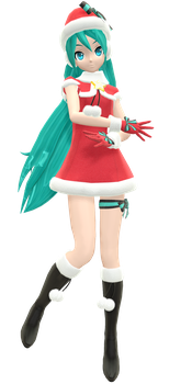 Christmas Coming !!!! by MMD-francis-co