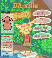 DAville - KIT by coyvid