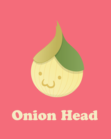 Onion Head by skansen