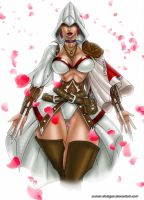 Assassins Creed Flores da Inconfidencia by Osmar-Shotgun