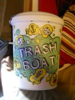 TRASH BOAT [side 1] by MandiFlick