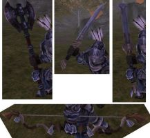 Fable: The Lost Chapter weapons by OregonSamurai