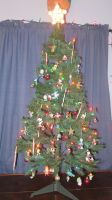 My Little Christmas Tree for 2015 by nintendomaximus