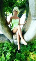 Tinkerbell Cosplay by YourLittleBocchan