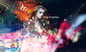 Keira Knightley by Hicchan