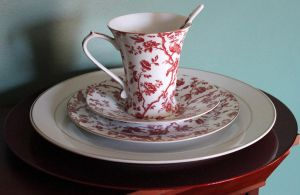 Porcelin Teacup 06 - Stock by Thy-Darkest-Hour