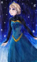 Let It Go by RubyWing