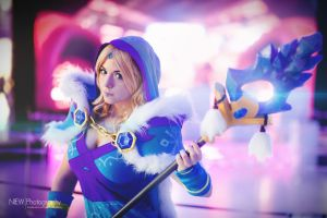 Crystal Maiden by Merowpix