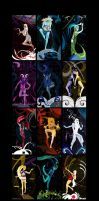 zodiac poster print by steffers-rose-0622