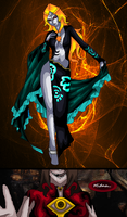 Oh.....Midna..... by AngelKiller666