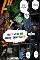 Perfect Crime Party by KujaEx