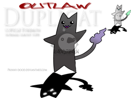 outlaw pokemon - Duplicat by Prinny-Dood