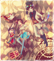 Fable in Wonderland by mapchild