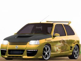 Renault Clio Updated by paskoff
