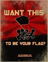 EQRG Propaganda #2 Raising the Flag by WhatTheScoots