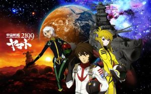 Yamato 2199 - From the ashes to the Stars by Nujin-SK