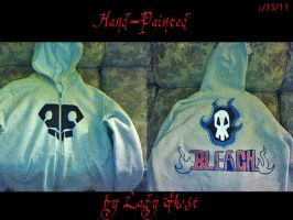 Bleach Hoodie by All-shall-fade