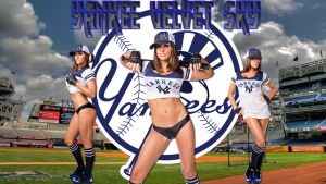 Yankee Velvet Sky wallpaper by SWFan1977