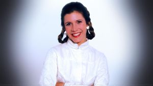 Carrie Fisher Princess Leia XXX by Dave-Daring