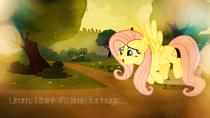 Umm, I think it's time for hugs by VisualizationBrony